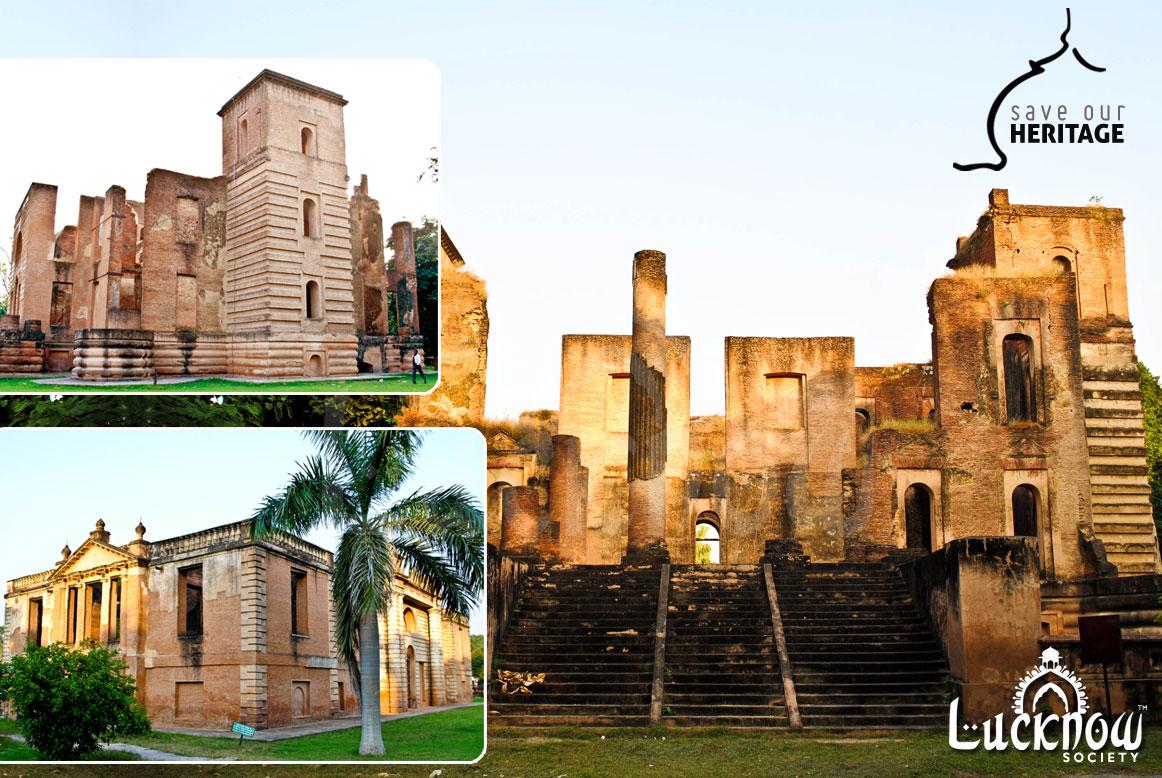 Save Our Heritage : Dilkusha Kothi
