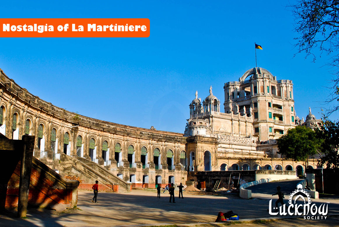 Nostalgia of La Martiniere