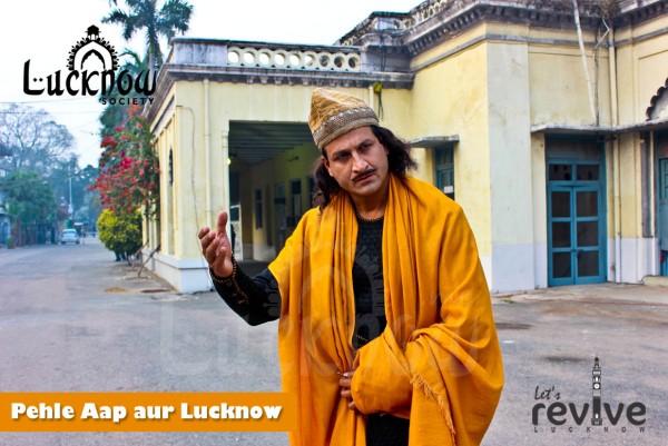 Pehle Aap aur Lucknow