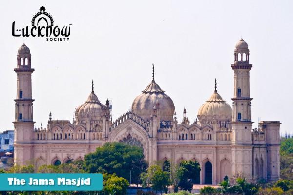 The Jama Masjid, Juma Masjid