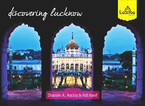 India's 1st book using QR defining monuments of Lucknow
